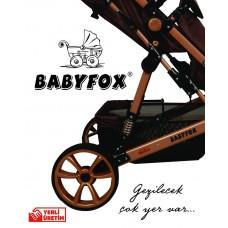 BabyFox Trio